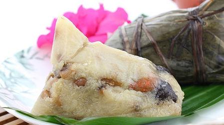 一般粽子用竹叶包制